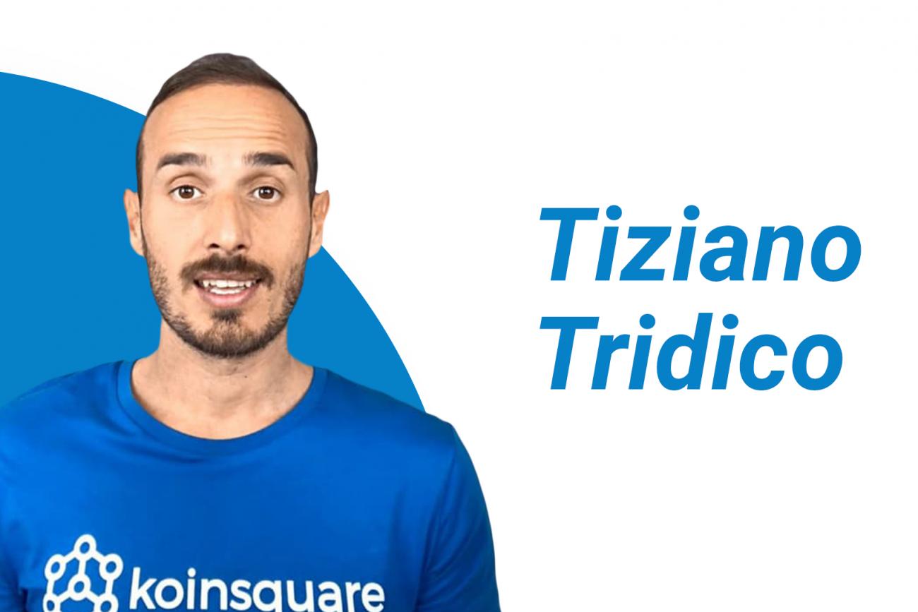Tiziano Tridico docente Koinschool